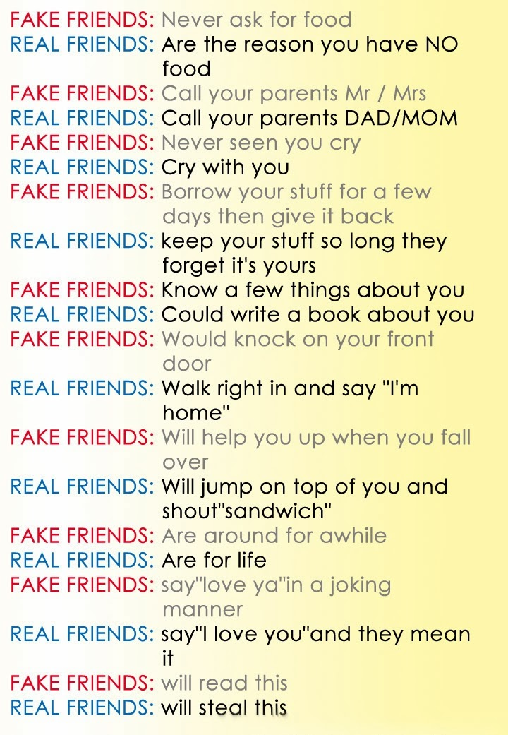No Real Friends Quotes. QuotesGram