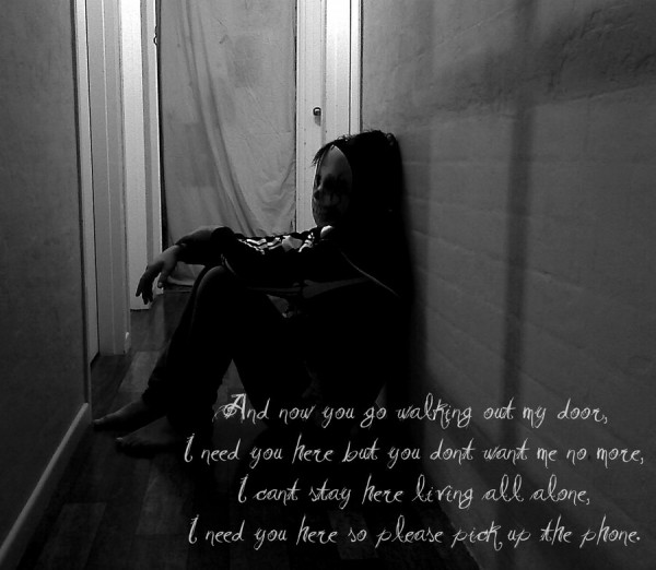 Sad Quotes About Depression: Break Up Sad Quotes That Make You Cry. QuotesGram