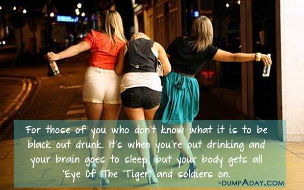 Blackout Drunk Quotes Quotesgram