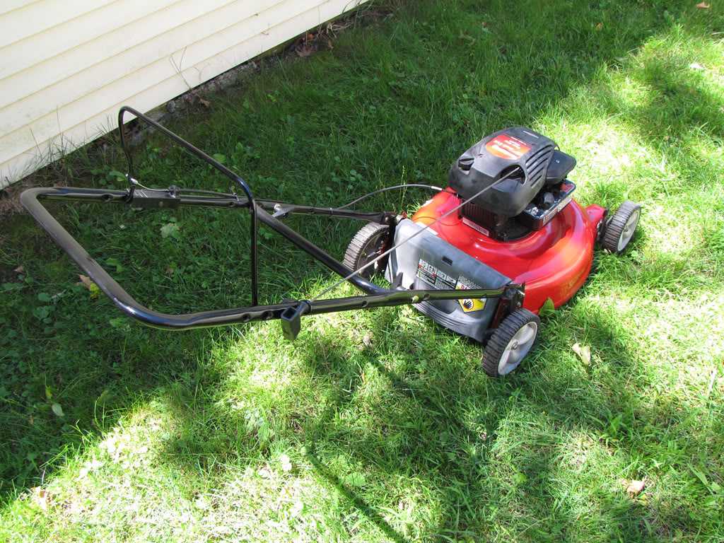 Broken Lawn Tractor Transmission : Lawn mower broken quotes quotesgram