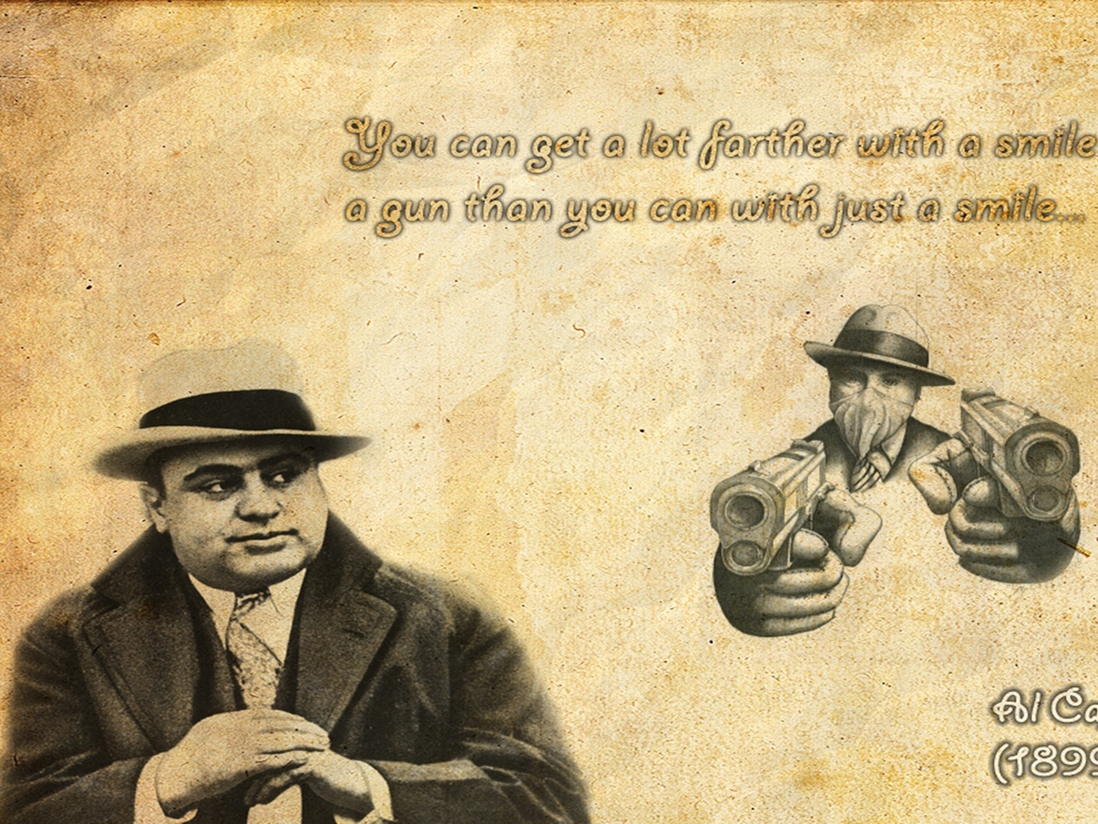 the life of al capone Alphonse gabriel capone, also known as al capone, (january 17, 1899 – january 25, 1947) was an american gangster who attained fame during the prohibition era.