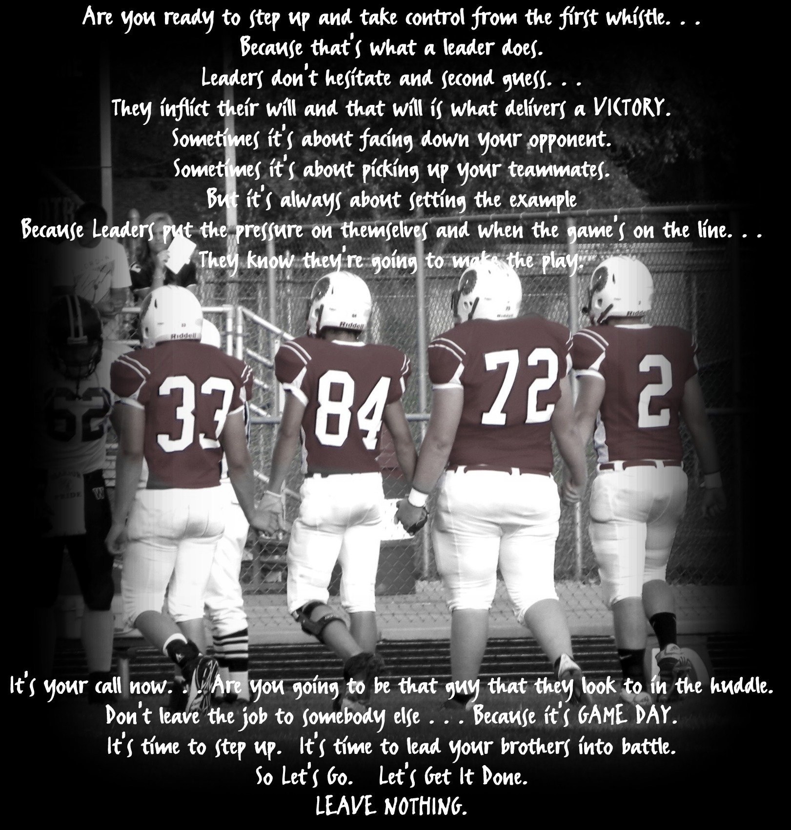Quotes About Football And Brotherhood. QuotesGram