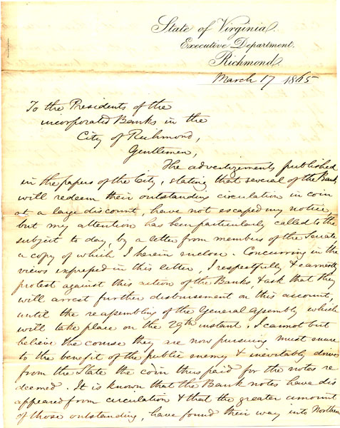 Thomas Jefferson S Letter In  Wm H Harrison