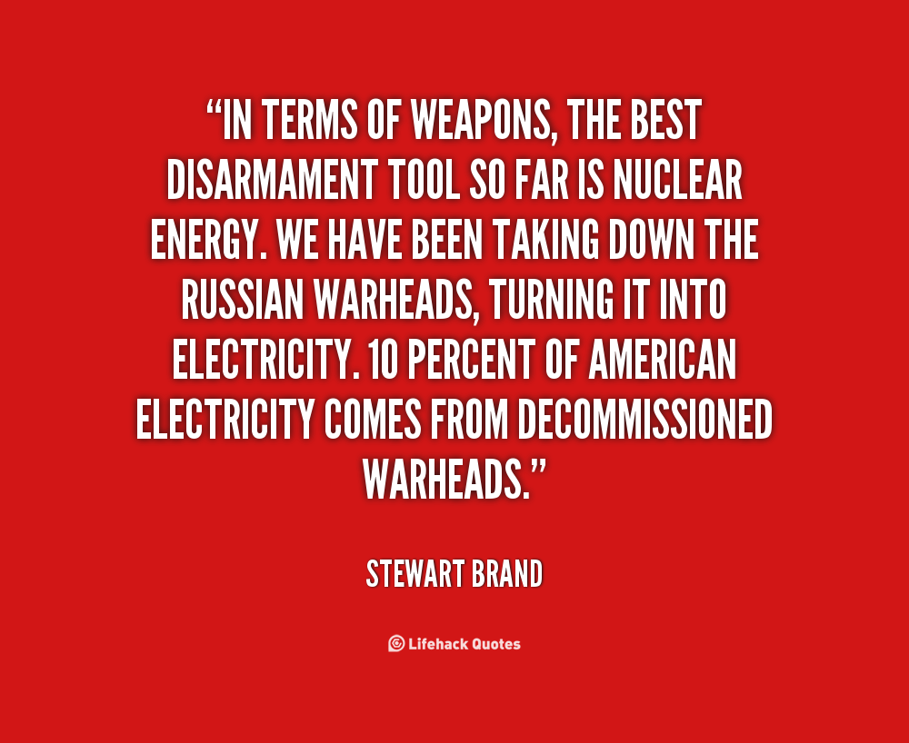 Nuclear Weapons Quotes. QuotesGram