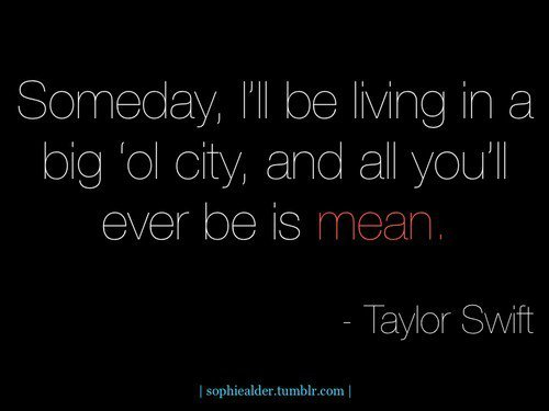 Taylor Swift Song Quotes. QuotesGram