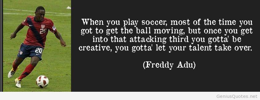 parent encouragement quotes about soccer quotesgram