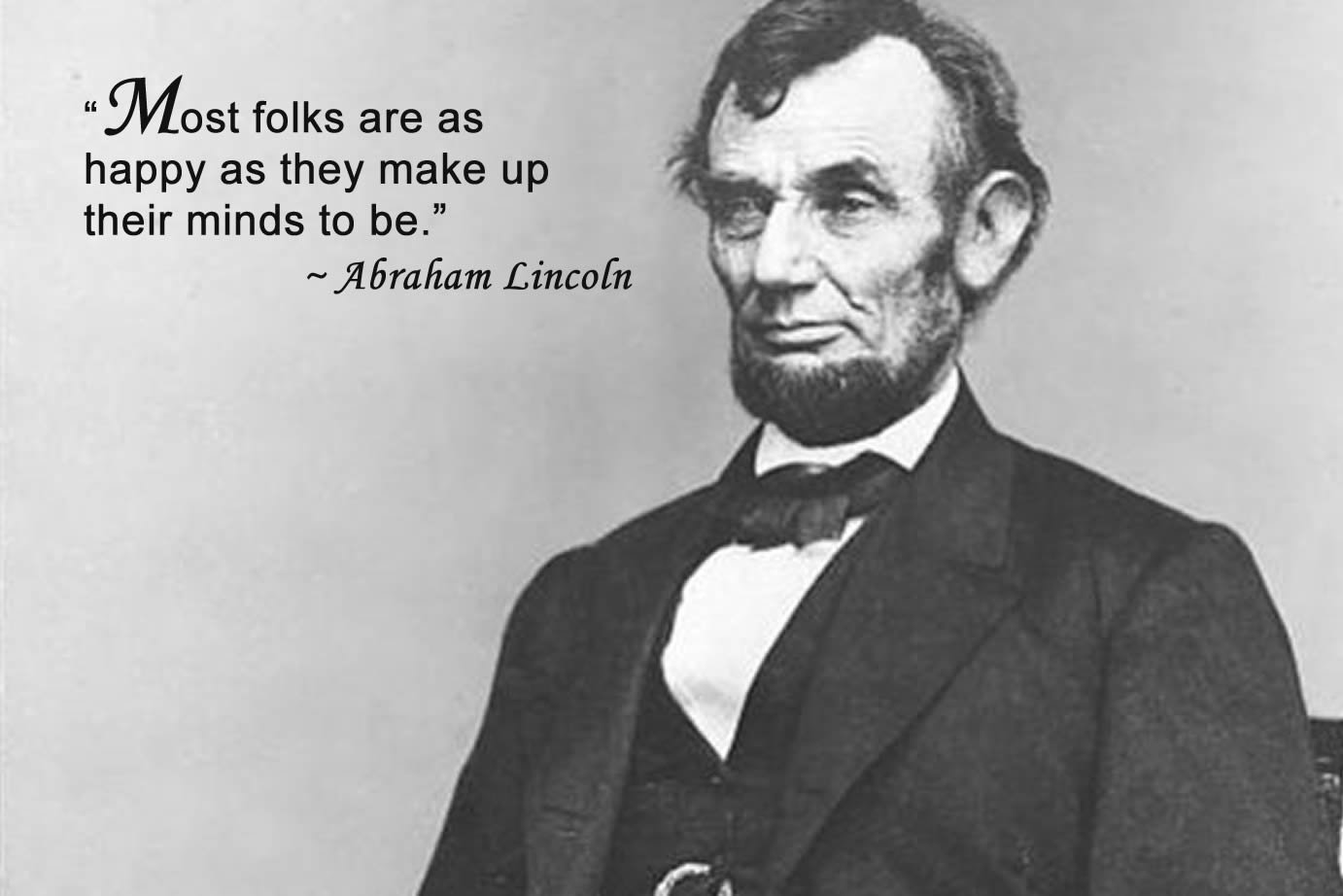 Why did Abraham Lincoln work to end slavery?