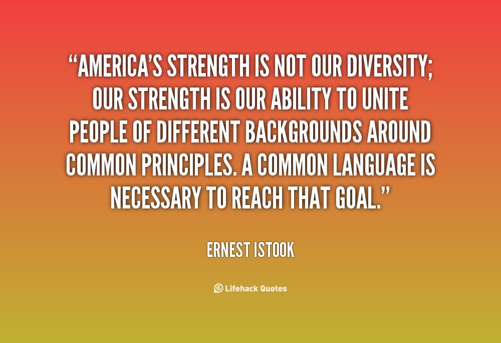 Diversity Quotes By Famous People. QuotesGram