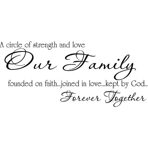 Family Love Quotes For Tattoos Quotesgram: Family Quotes On Love And Strength. QuotesGram