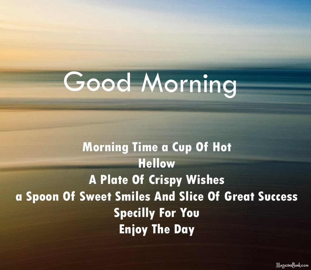 Good Quotes Or Sayings: Beach Quotes Good Morning. QuotesGram