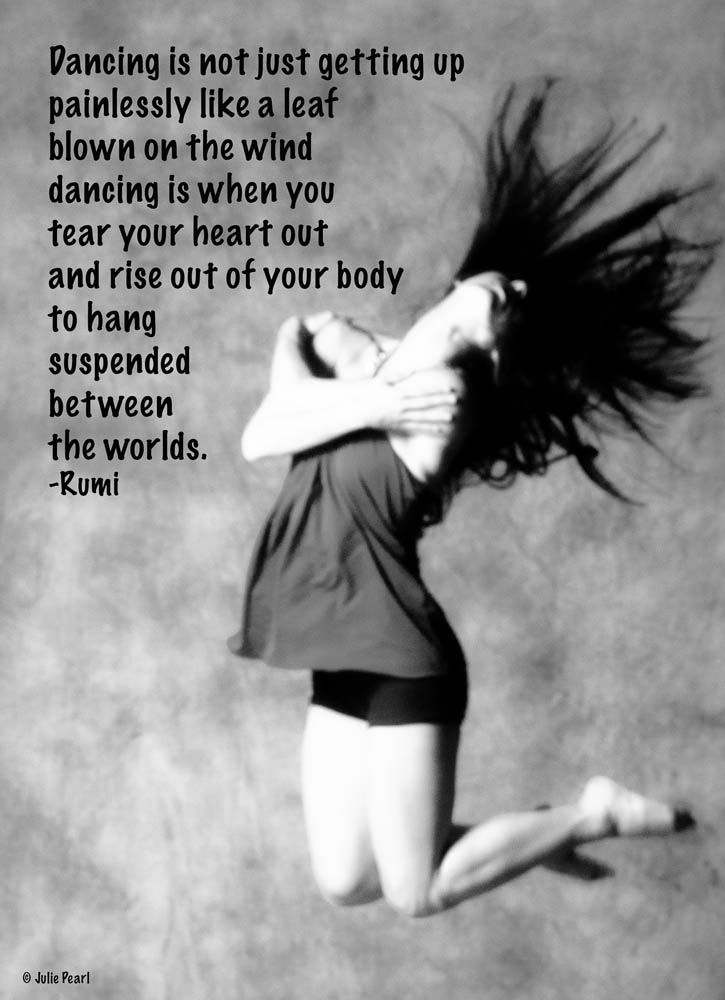 Quotes From Famous Dancers Dance Quotesgram