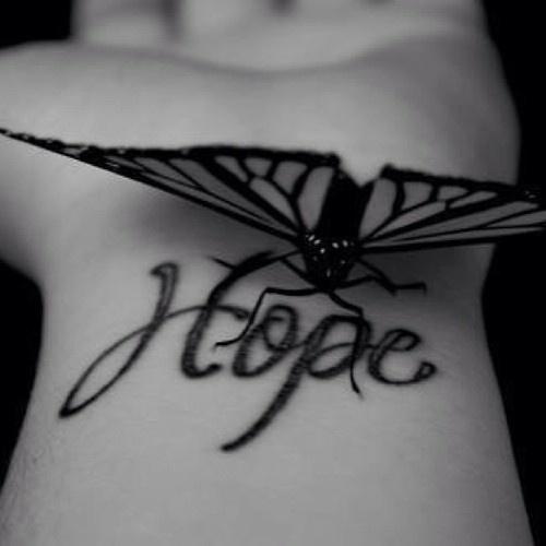 Tattoo Quotes Hope. QuotesGram