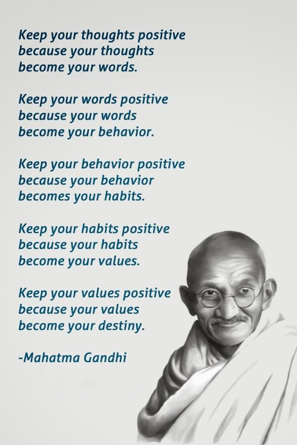 the importance of the words by mahatma gandhi Why is mohandas gandhi important mohandas karamchand gandhi was a famous and distinguished political leader of india during the period of indian independence.