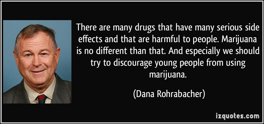 A look at the many positive and negative effects of marijuana