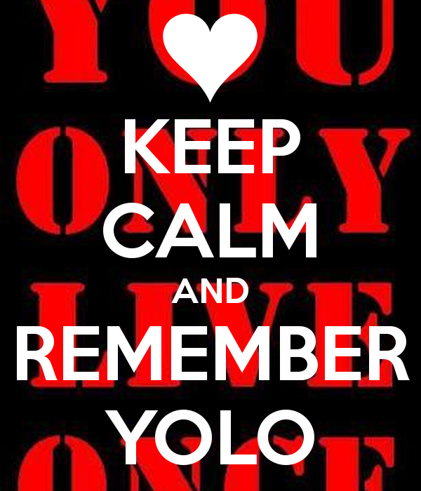 Your Cards Quotes Yolo. QuotesGram