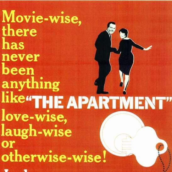 The Apartment Movie: Famous Movie Quotes For Teens. QuotesGram