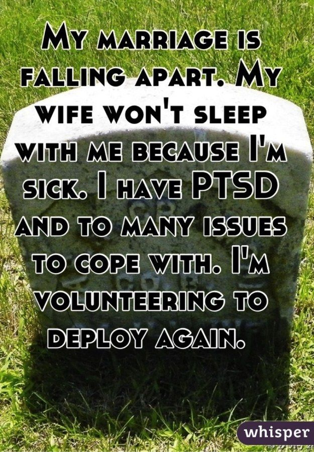 from Bowen dating veteran with ptsd