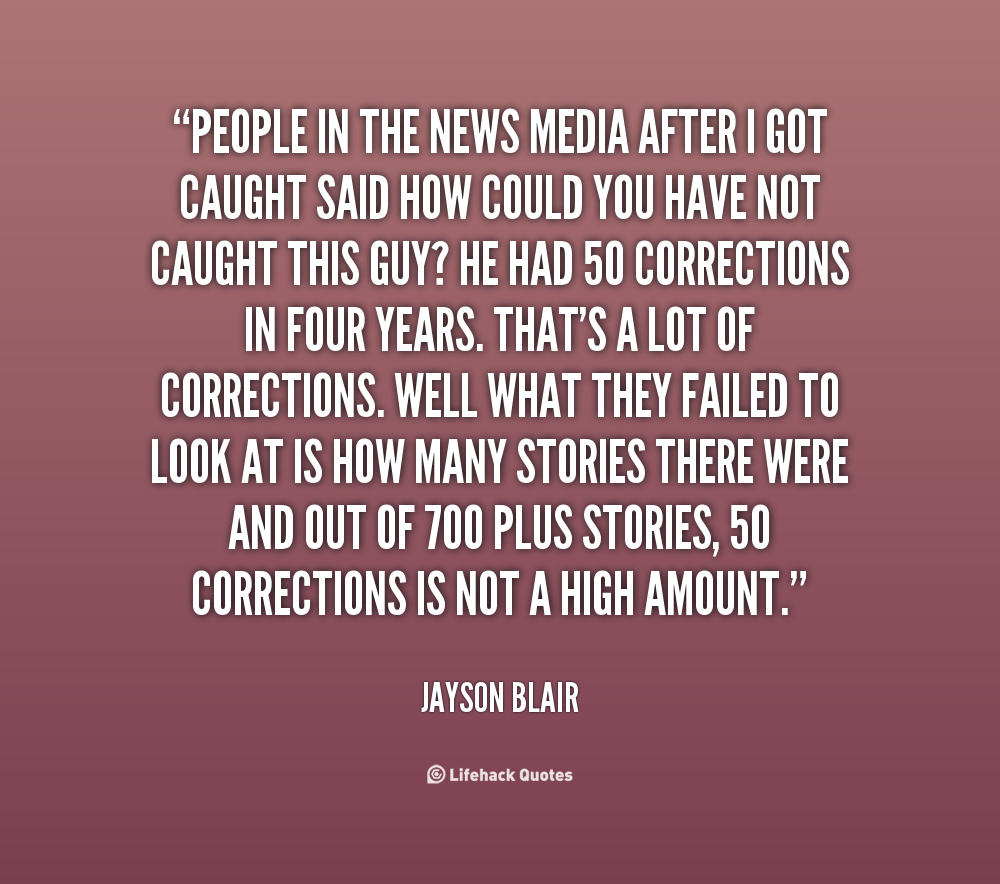 Quotes About News Media. QuotesGram