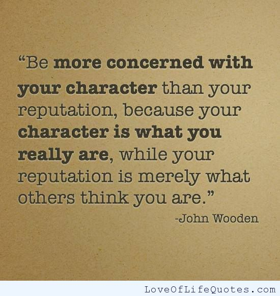 John Wooden Quotes On Love: Coaching Quotes On Character. QuotesGram