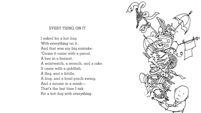 Shel Silverstein Quotes About Education