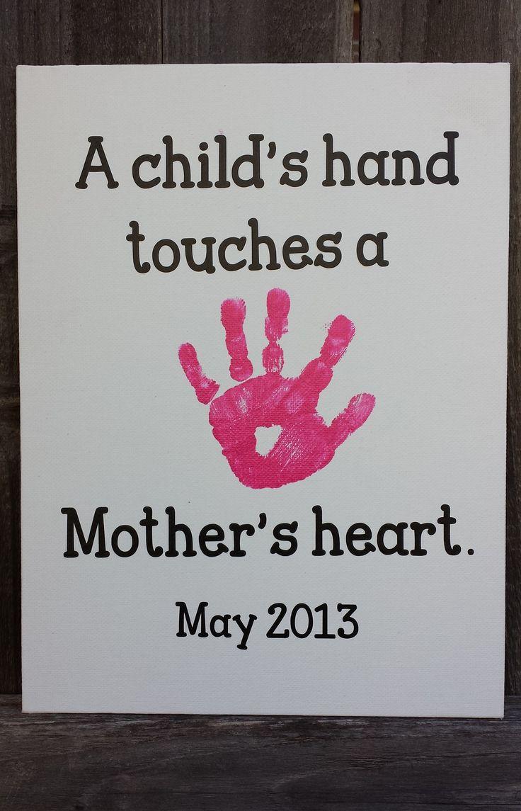 Baby Handprint Quotes. QuotesGram