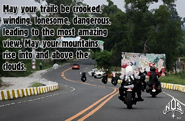 Motorcycle Motivational Quotes Quotesgram