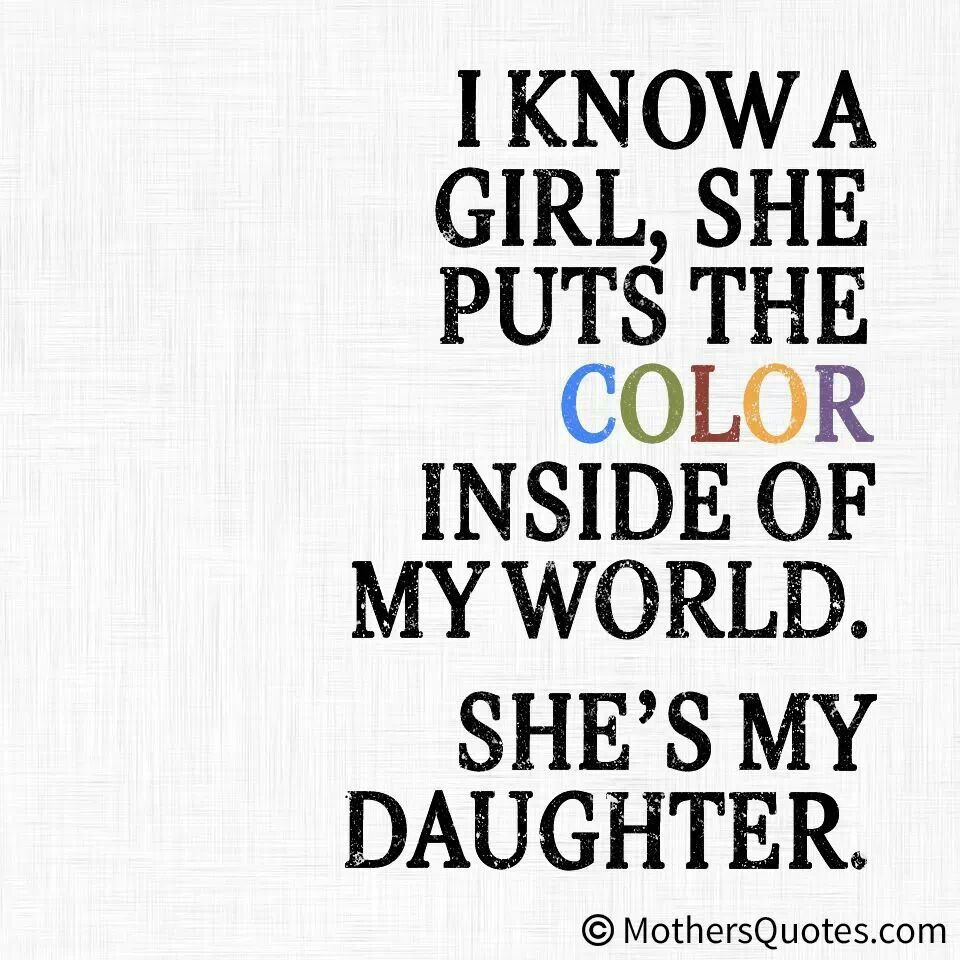 My Baby Girl Quotes. QuotesGram