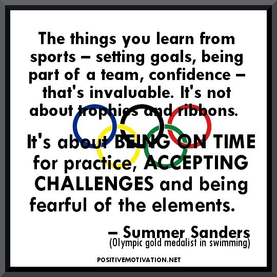Motivational Quotes For Sports Teams: Inspirational Quotes For Sports Teams. QuotesGram