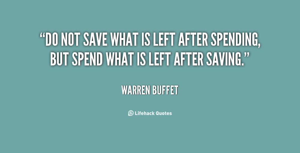 Inspirational Quotes About Saving Money Quotesgram