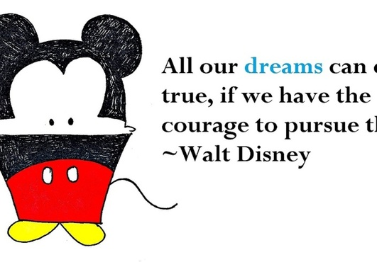 Quotes From Mickey Mouse: Mickey Mouse Inspirational Quotes. QuotesGram