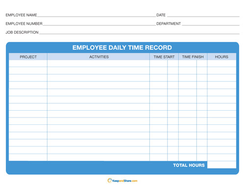 Best quotes about timesheets quotesgram for Daily work record template