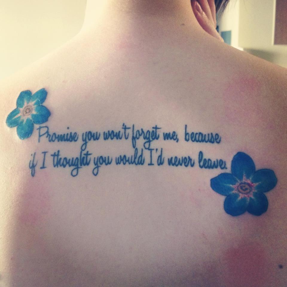 Depression Quotes Tattoos Quotesgram: Alzheimers Tattoo Quotes. QuotesGram