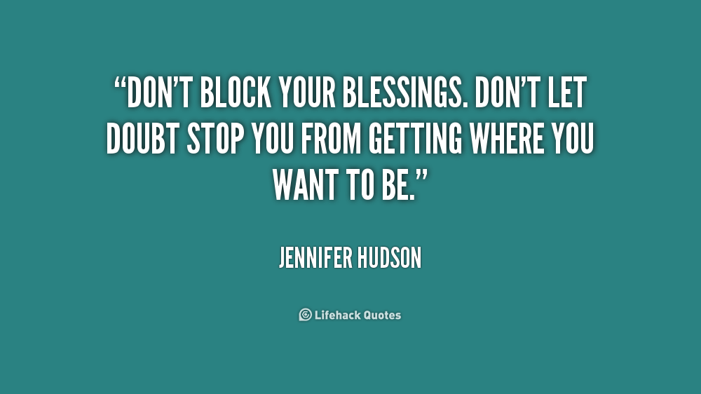 Share Your Blessing Quotes. QuotesGram