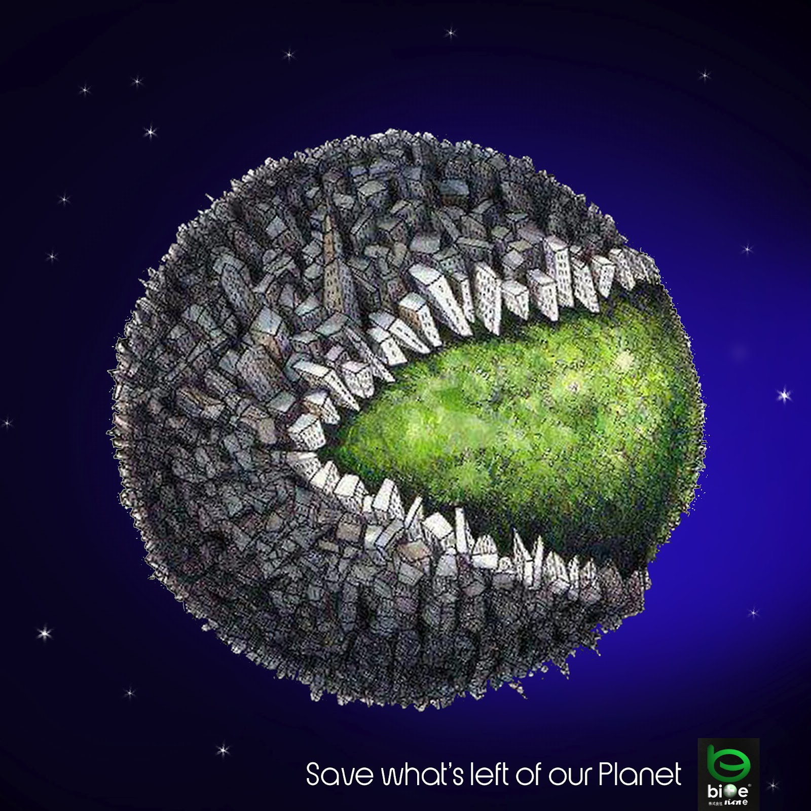 Save food save planet