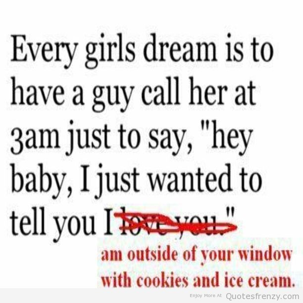 funny lines to tell a girl