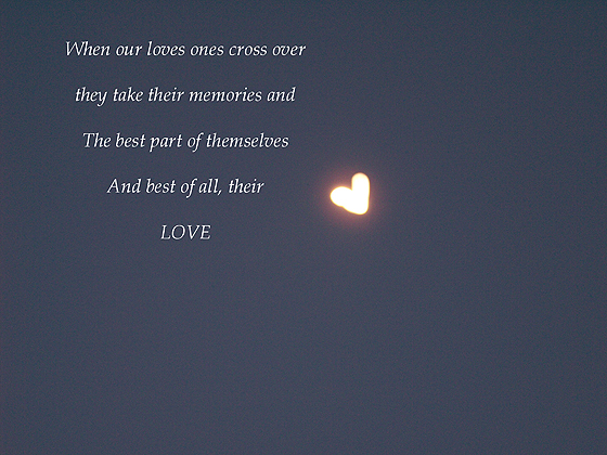inspirational quotes after death loved one quotesgram