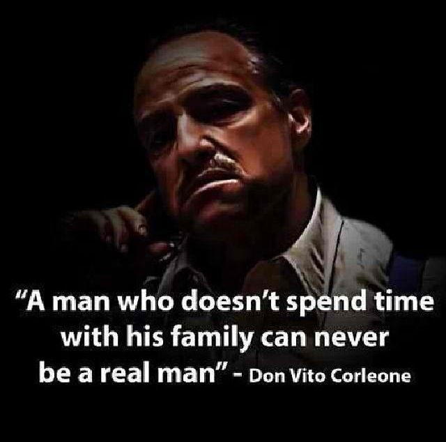 The Godfather Quotes About Family: Famous Godfather Movie Quotes. QuotesGram