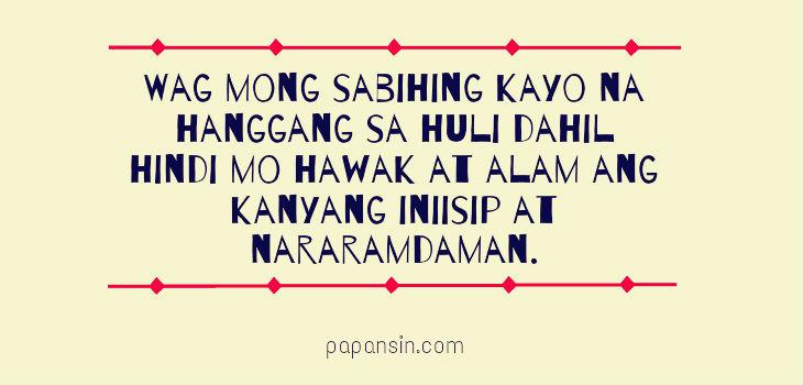 Famous Line Ng Mga Artista : Quotes para sa mga pakialamera quotesgram