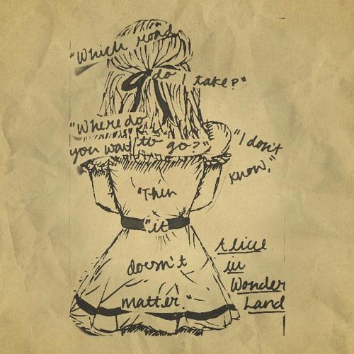 Alice In Wonderland Quotes Tumblr: Alice Through The Looking Glass Quotes. QuotesGram