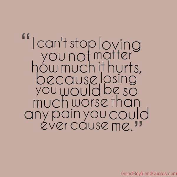 Cant Stop Loving You Quotes. QuotesGram