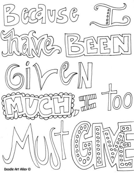- All Quotes Coloring Pages Printable. QuotesGram