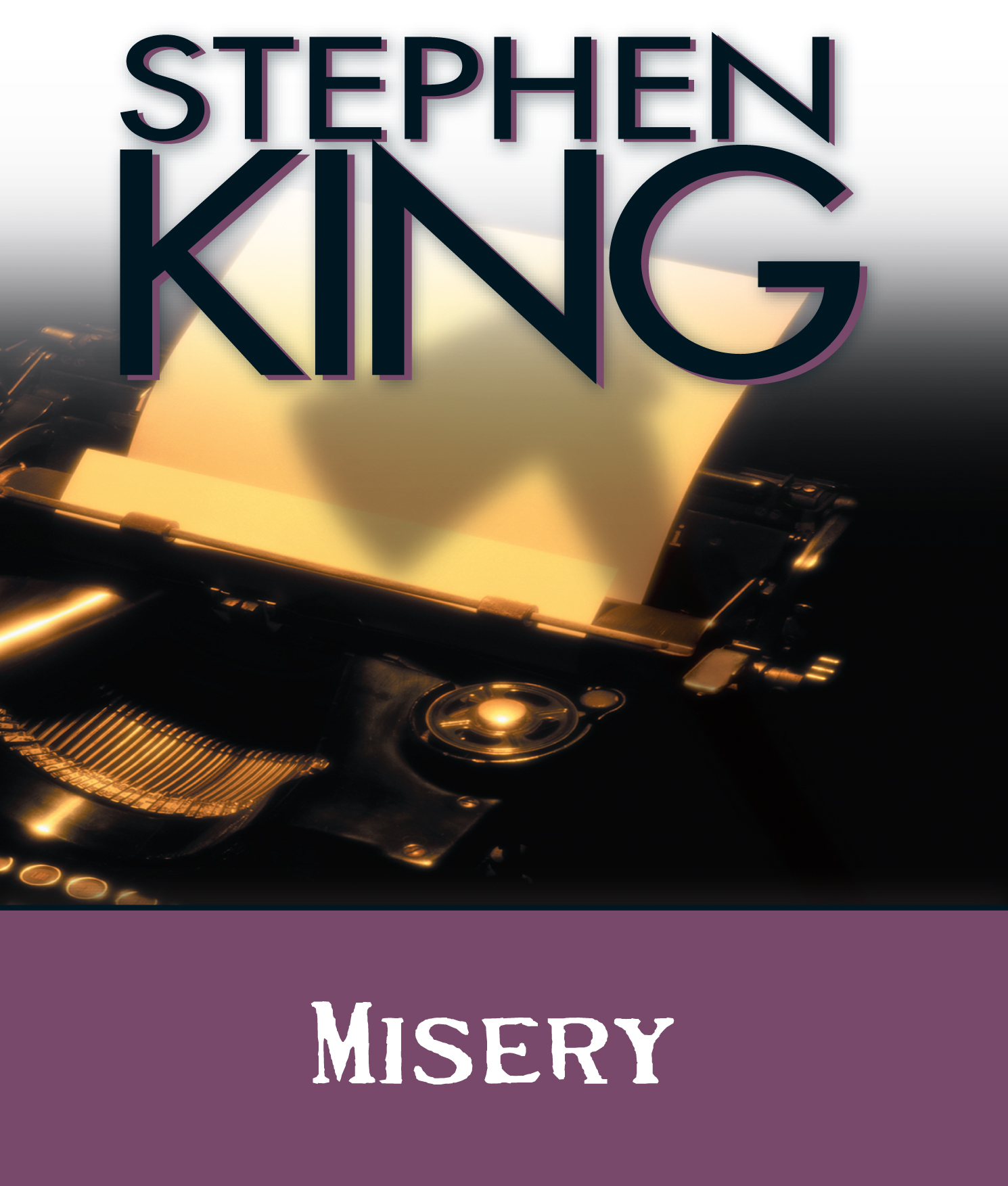 essays on misery by stephen king Scholarly paper- misery by stephen king 'misery' stephen king author-centred reading 'misery' was written by stephen king in 1987 stephen king is a prominent writer and has many fans ranging around the world.