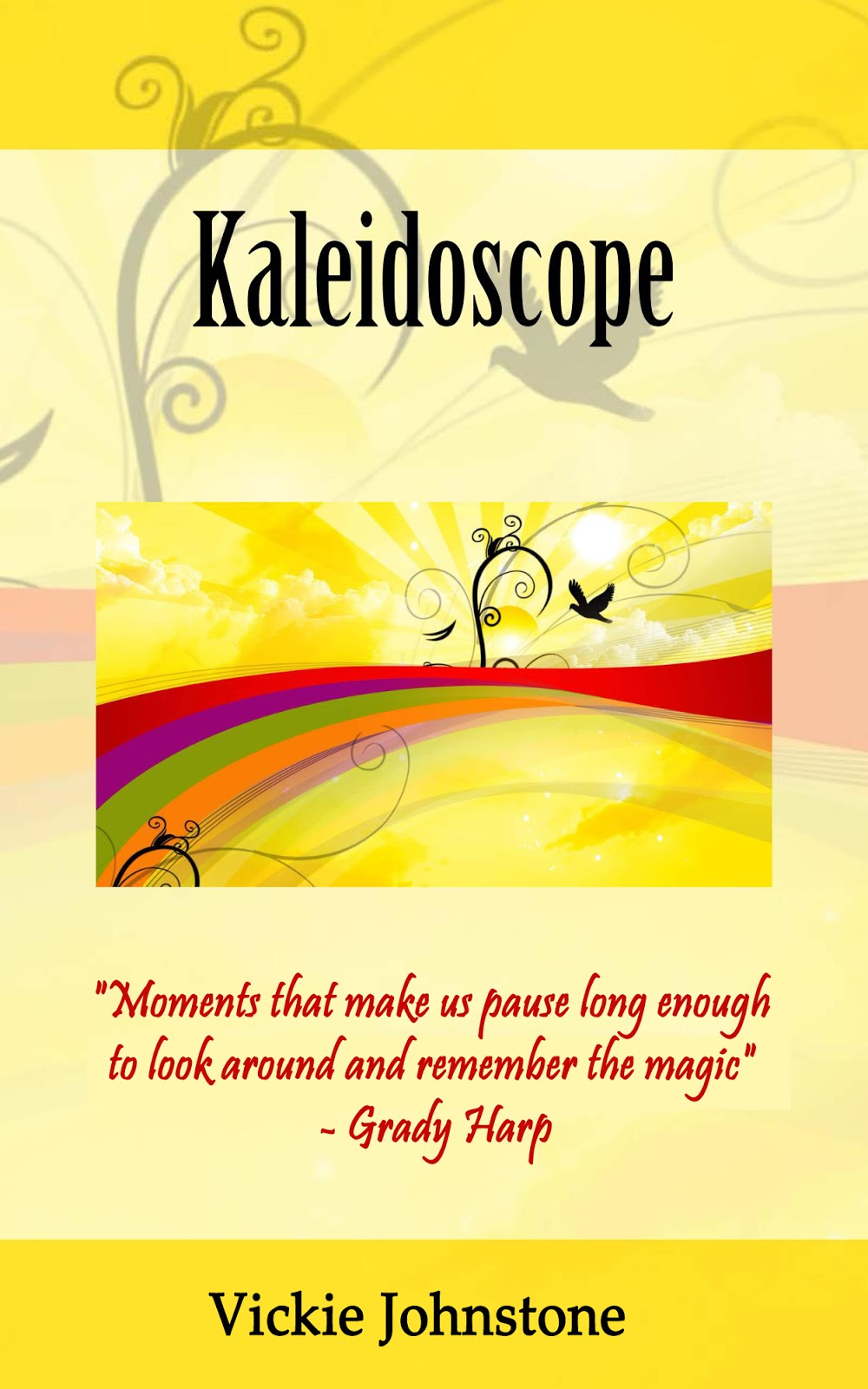 Poetry Book Cover Guide ~ Kaleidoscope quotes quotesgram