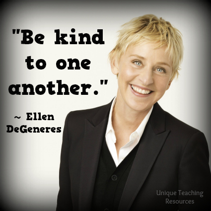Ellen Degeneres Quotes Quotesgram