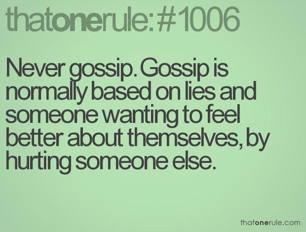 Gossip Family Quotes