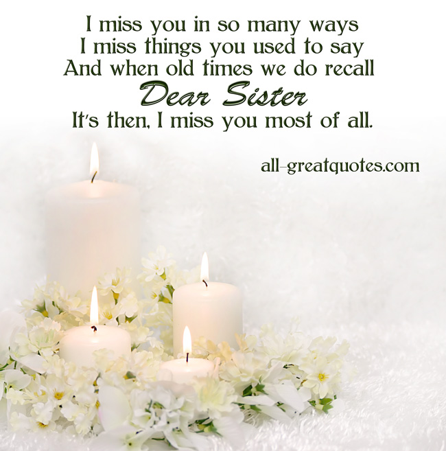 Memorial Quotes For Parents Quotesgram: Remembrance Quotes For Sister. QuotesGram