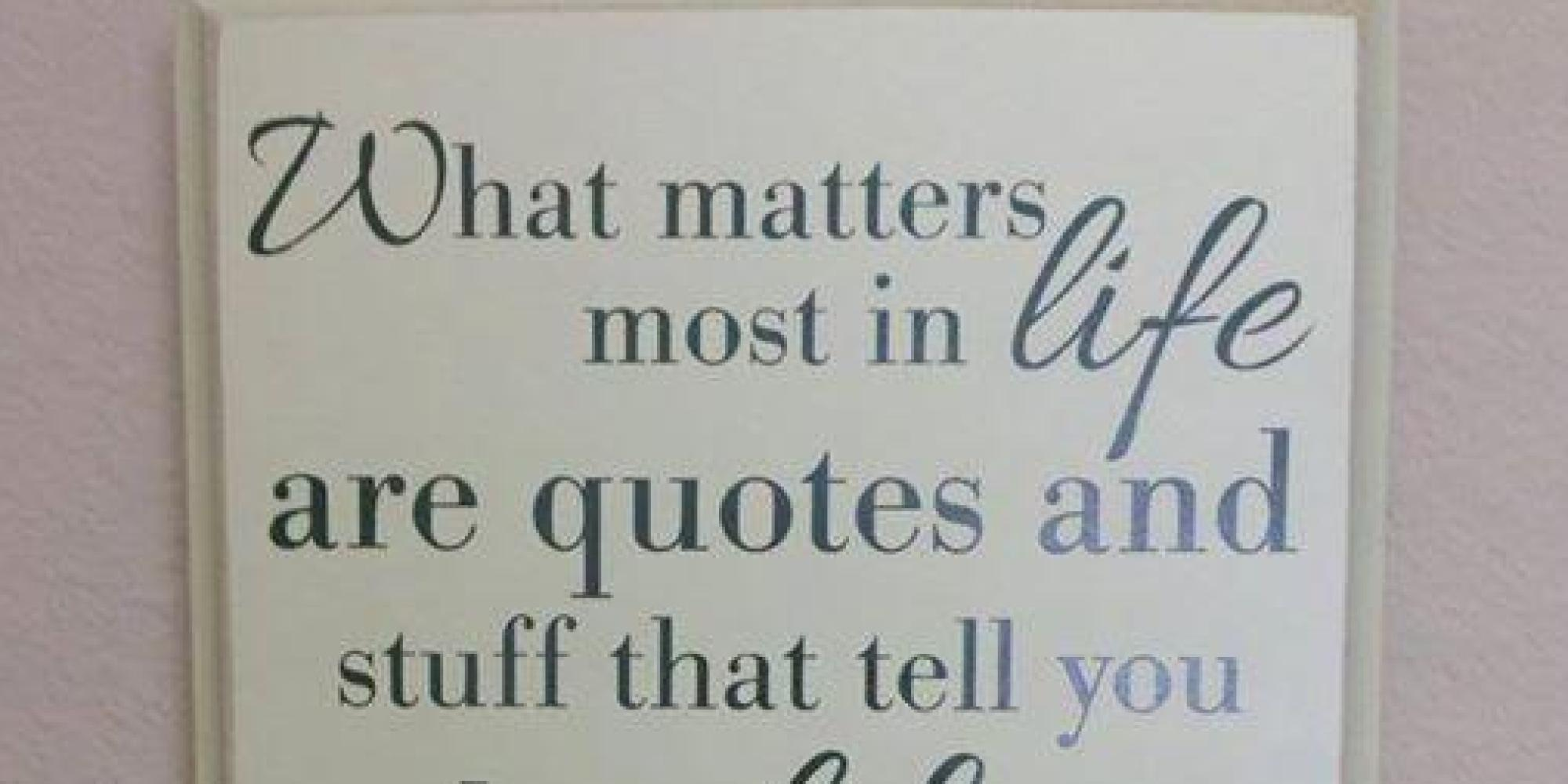 Inspirational Quotes About Life Funny. QuotesGram