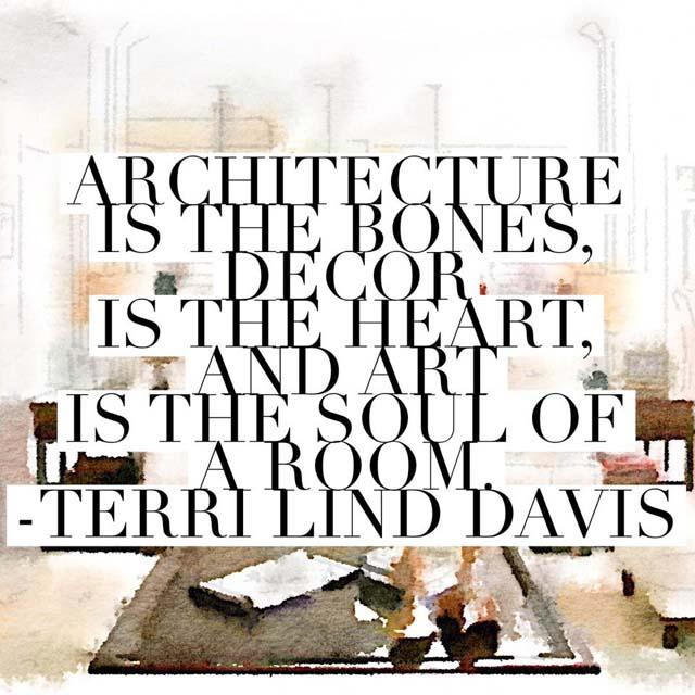 Interior Decorating Quotes Quotesgram