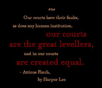 atticus finch quotes essay