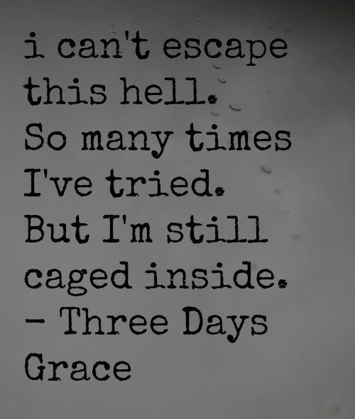 three days grace quotes quotesgram